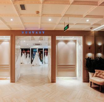 婚纱店图片